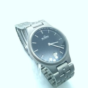 Skagen Denmark Mens All Titanium Watch 105LTXB